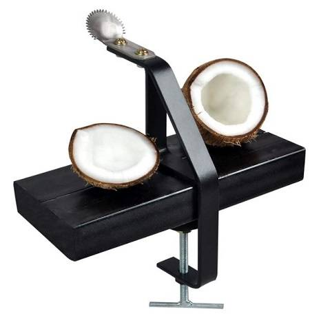 D&V engineering coconut scraper