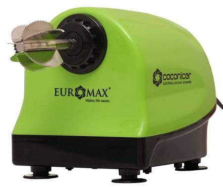 Euromax electric coconut scraper