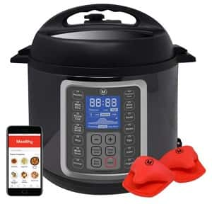 Mealthy multipot rice cooker