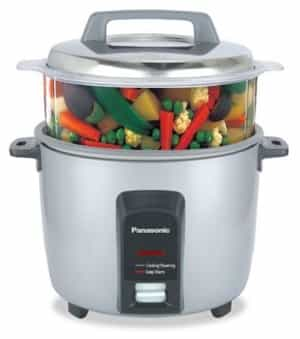 Panasonic rice cooker reiew