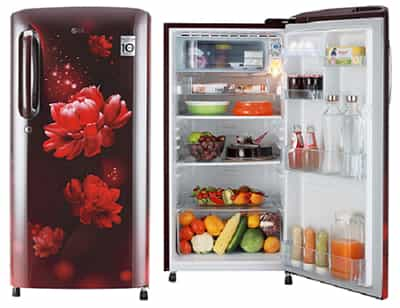 LG 190L single door refrigerator