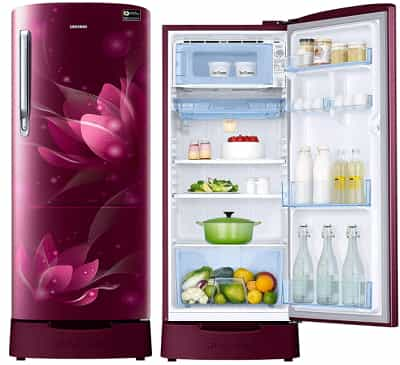 Samsung 192L Refrigerator Under 15,000 rupees In India