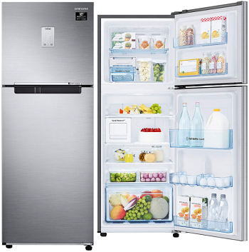 Samsung 244 Litres 3 Star Double Door Refrigerator With Curd Maestro review
